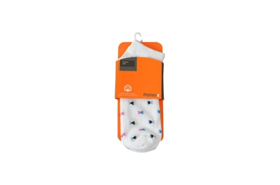 Socks Sport No Show / Light logos S-NS-LS-008 Site 9,10