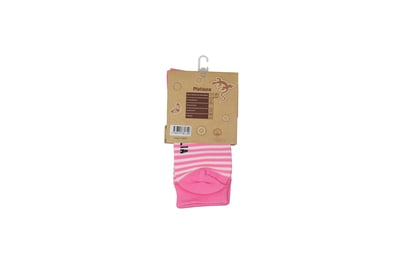 Socks Souv Low Cut / Light White and Pink SW001 Site 53,63,99