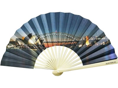 Hand Fan Opera n Bridge HF1025