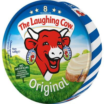 Laughing Cow Cheese 128g (12 in a box)