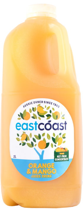 Orange and Passion fruit Juice 2 ltr (Bottle)